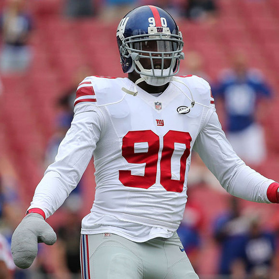 Jason Pierre Paul Udwjpp: JASON PIERRE-PAUL